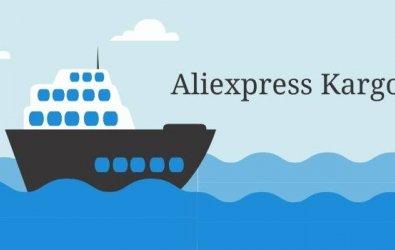 Aliexpress Kargo