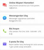 Banggood müşteri hizmetleri ve iletişim numaraları